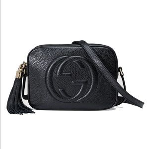 Gucci Handbags - Gucci disco bag