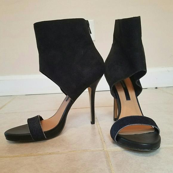 039ba7965eb Kensie Shoes - Kensie High Heel Thick Ankle Strap Sandals