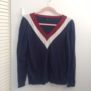 Tommy Hilfiger Sweaters - Tommy Hilfiger V Neck Sweater
