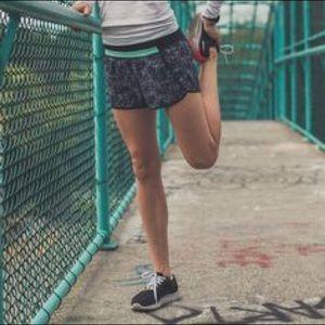 lululemon athletica Pants - Rocky Road Lululemon Tracker Shorts