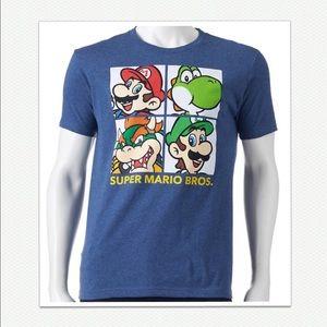 Nintendo Other - Super Mario Bros t-shirt