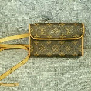 Louis Vuitton Handbags - Authentic louis Vuitton Florentine Pochette