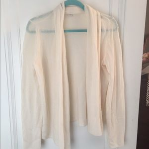 White + Warren Sweaters - Cashmere Drapey Cardigan