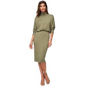 Rachel Pally Dresses & Skirts - Nwt Rachel Pally Jonas mockneck long sleeve dress