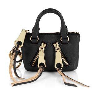 Rebecca Minkoff Handbags - NEW Rebecca Minkoff Moto Satchel Key Fob