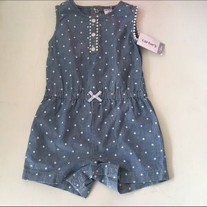 Carter's Other - Carters Romper NWT Size 18 months
