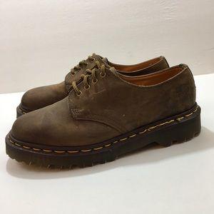 Dr. Martens Brown Lace-Up Shoes