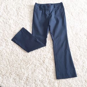 The Limited Exact Stretch blue Bootcut Pants