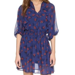HP Rebecca Minkoff Shadow Mini Dress ⭐️SALE!