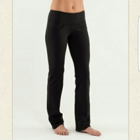 d22ececbea lululemon athletica Pants | Lululemon Straight Leg | Poshmark