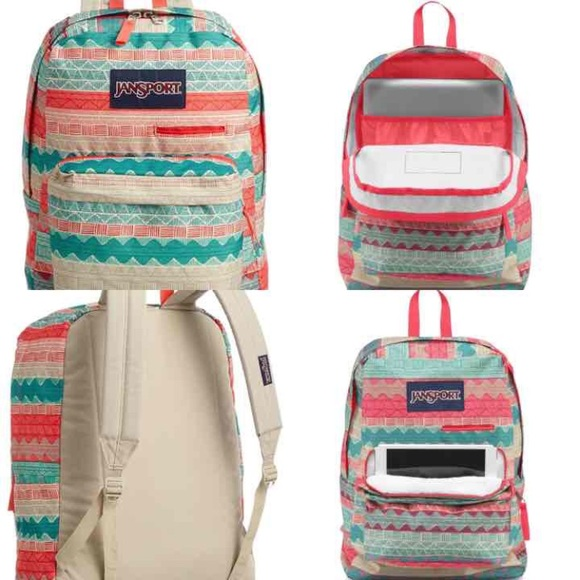 38% off Jansport Handbags - NEW JANSPORT BACKPACK! from Karina's ...
