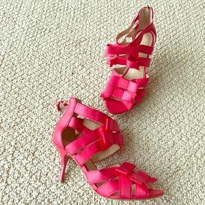 Kirna Zabete Shoes - Kirna Zabete- at Nine West Quono Pink Heels