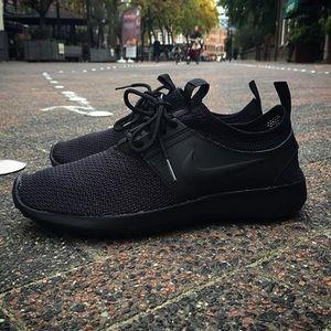 Nike Shoes - NWT Nike juvenate txt triple black