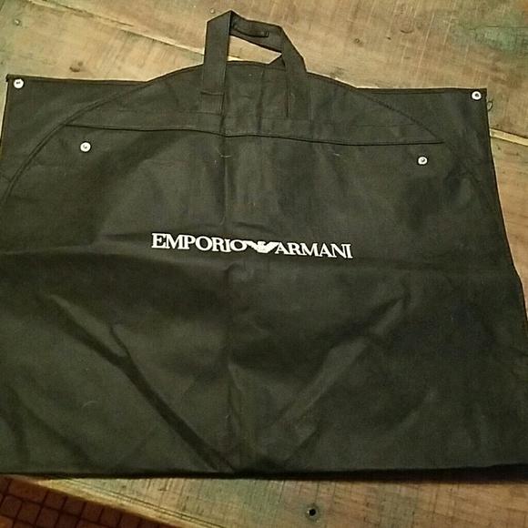 0fef1b7f2e0c Emporio Armani Accessories - Emporio Armani garment bag