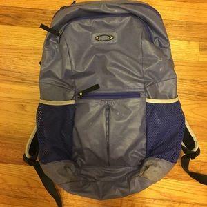 Purple Oakley Backpack