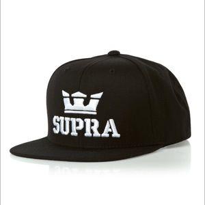 Supra Accessories - SUPRA SnapBack cap