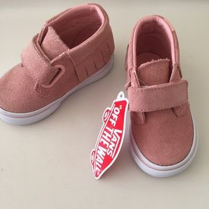 Vans Other - Best Seller❤️ Toddlers Suede Chukka V Moc NWT