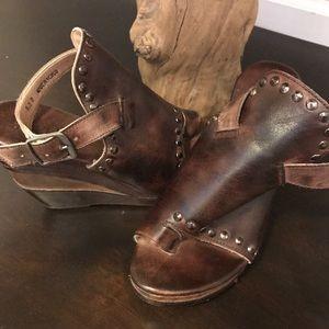 "Bed Stu Shoes - BED Stu ""Cobbler Series"" Wedges"