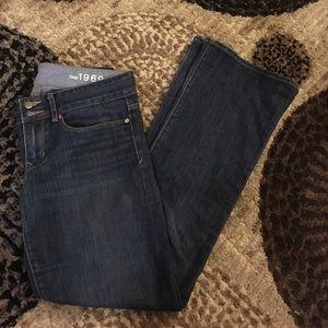 Gap bootcut jeans