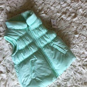 Osh Kosh Other - Osh Kosh Puffy Aqua vest