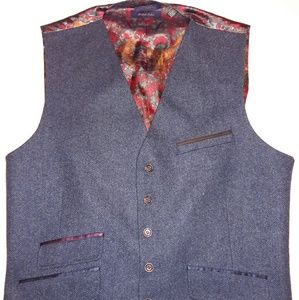 Ted Baker London Other - Ted Baker Fashion Vest / Waistcoat