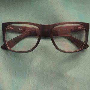 Ray-Ban Accessories - Ray Ban glasses with prescription lenses hipster