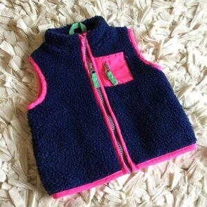 Carter's Other - Fleece vest