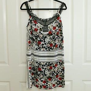TOPSHOP Dress Sheath Size 6