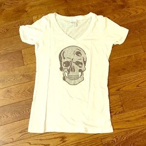 Kings of Cole Tops - Kings of Cole Skull T-Shirt