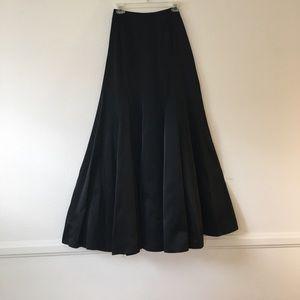 Nordstrom Dresses & Skirts - Elegant Black Skirt