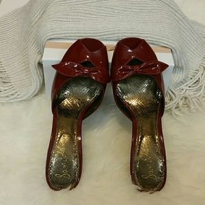 Sam Edelman Red Heels