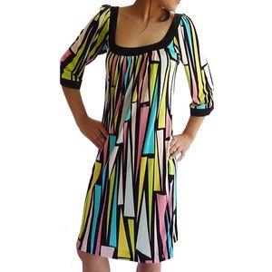 Flora Kung Dresses & Skirts - NWT Flora Kung Eddie dress printed silk jersey