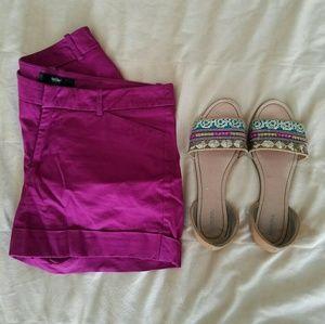 Mossimo Pants - 🍍Magenta Shorts