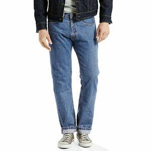 Levi's Other - Levi's men's 505 regular fit jeans