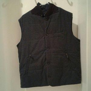 Threads Saks And Fifth Avenue Vest Medium Mens