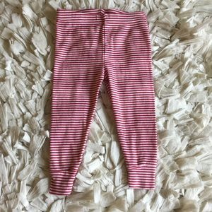 Carter's Other - Red and white striped pants
