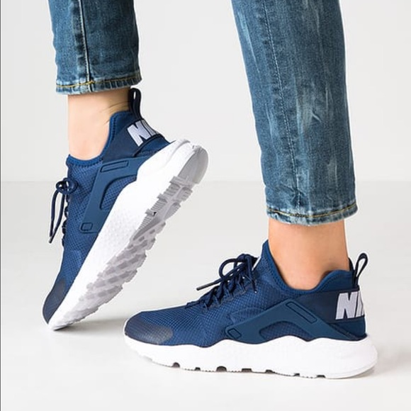 Nike Shoes | Nwt Huarache Ultra Coastal Blue | Poshmark