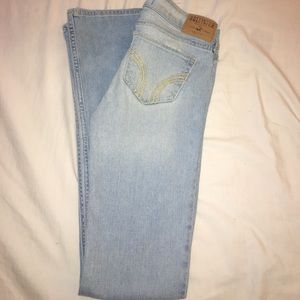 Hollister Pants - Hollister bootcut jeans
