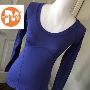 Merrell Tops - 🎉SALE🎉 Merrell SelectWick Size XS Comp Shirt EUC