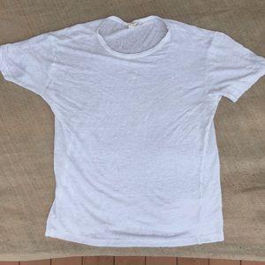 21men Other - 21men White T-Shirt