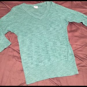 Mossimo Supply Co. Sweaters - NWOT Teal Dolman Sleeve Sweater