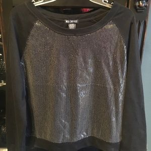 Miss Chievous Tops - Women's Sweater Size Large