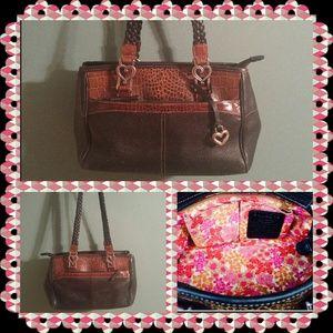 Brighton Handbags - Beautiful BRIGHTON Shoulder Handbag