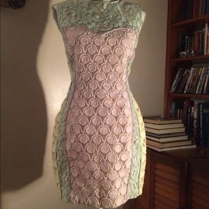 Shakuhachi Dresses & Skirts - Size m Shakuhachi pastel floral lace summer dress