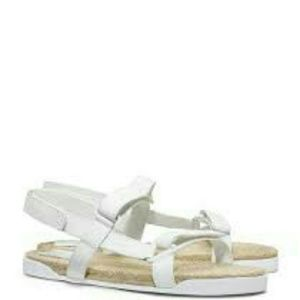 TORY BURCH STRAPPY ESPADRILLE   8.5