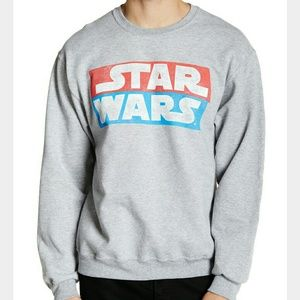 Mighty Fine Other - NWT Star Wars sweatshirt