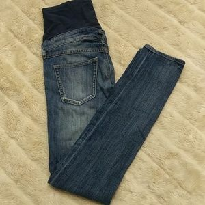 Oh! Mamma Denim - Denim Maternity Jeans