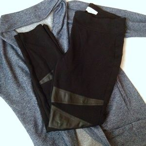 Two by Vince Camuto Pants - Vince Camuto black leggings