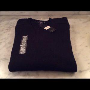 Blumarine Other - Blumarine Uomo Navy Wool Crewneck Sweater