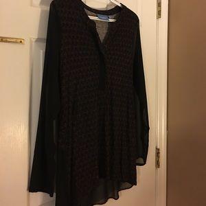 Simply Vera-Vera Wang blouse
